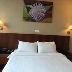 Отель Siloso Beach Resort, Sentosa 3* Номер Делюкс с различными типами кроватей фото 3