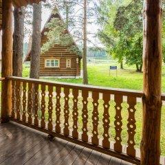 Парк-отель Берендеевка 3* Стандартный номер с двуспальной кроватью фото 4
