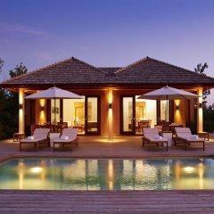 Отель COMO Parrot Cay бассейн фото 3