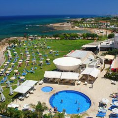 Отель Polyxenia Isaak Villa 30 Кипр, Протарас - отзывы, цены и фото номеров - забронировать отель Polyxenia Isaak Villa 30 онлайн бассейн фото 3