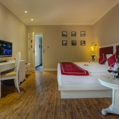 Calypso Premier Hotel 3* Улучшенный номер разные типы кроватей фото 7