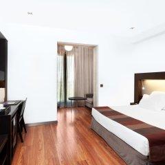 Отель Catalonia Port 4* Улучшенный номер с различными типами кроватей фото 7