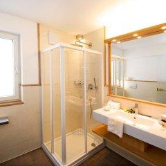 Отель Laerchenhof Стельвио ванная фото 2
