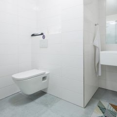 Отель Best Place in Prague Чехия, Прага - отзывы, цены и фото номеров - забронировать отель Best Place in Prague онлайн ванная