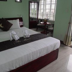 Отель The Moon Villa Hoi An 2* Номер Делюкс с различными типами кроватей фото 5