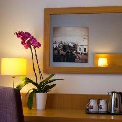 Отель Botanique Prague 4* Улучшенный номер с различными типами кроватей фото 7