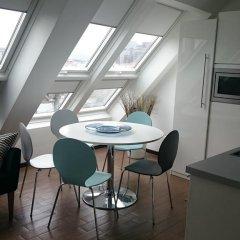 Апартаменты Kunsthaus Apartments Вена в номере фото 2