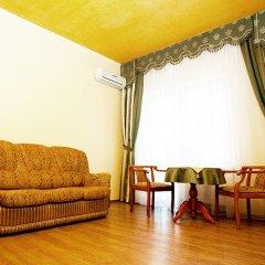 Гостевой Дом Юнона Семейный люкс с двуспальной кроватью фото 11