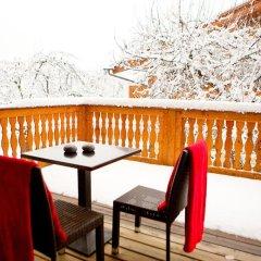 Гостевой дом Резиденция Парк Шале балкон