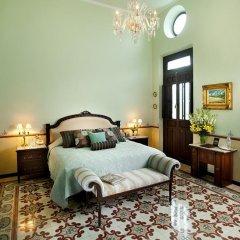 Отель Casa Azul Monumento Historico 4* Люкс повышенной комфортности с различными типами кроватей фото 8