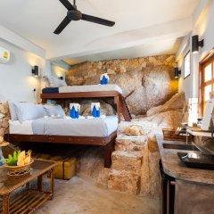 Отель Cape Shark Pool Villas 4* Вилла с различными типами кроватей фото 22
