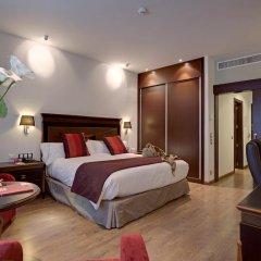 Отель Crowne Plaza Madrid Airport 4* Номер Делюкс с различными типами кроватей фото 5