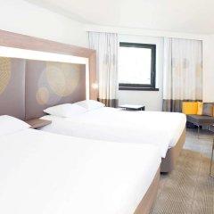 Отель Novotel Paris Les Halles 4* Представительский номер с 2 отдельными кроватями фото 2
