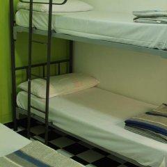 Hostel New York Стандартный семейный номер с двуспальной кроватью (общая ванная комната) фото 8