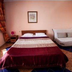 Гостиница Ласточкино гнездо комната для гостей фото 5