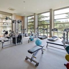 Отель Barut Hemera фитнесс-зал