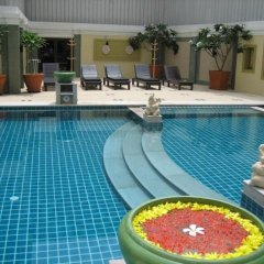 Отель Ebina House Бангкок бассейн фото 3