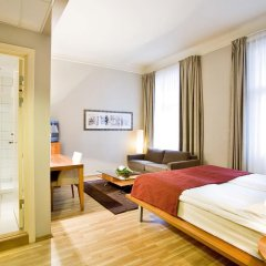 Отель Scandic Holberg 3* Номер категории Эконом с различными типами кроватей фото 2