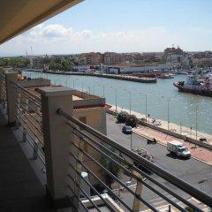 Hotel Tiber балкон