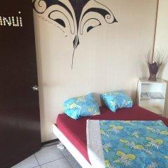 Отель Pension Rangiroa Plage комната для гостей
