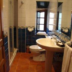 Отель El Cuartelillo Viejo ванная