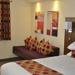 Gullivers Hotel 3* Стандартный номер с различными типами кроватей фото 5