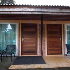 Отель Green View Village Resort сауна