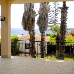 Отель Villa Sirio Фонтане-Бьянке пляж