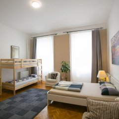 Friends Hostel and Apartments Budapest Апартаменты фото 5