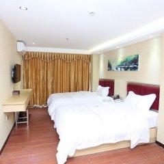 Отель Fangjie Yindu Inn 3* Стандартный номер с 2 отдельными кроватями фото 3