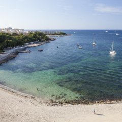 Отель AxelBeach Ibiza Spa & Beach Club - Adults Only 4* Апартаменты с различными типами кроватей фото 11