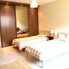 Отель Hevelius Residence Стандартный номер с 2 отдельными кроватями