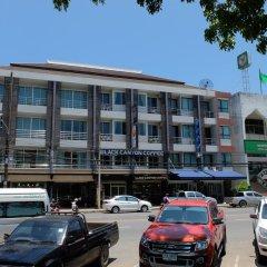 TawanWarn Hotel парковка