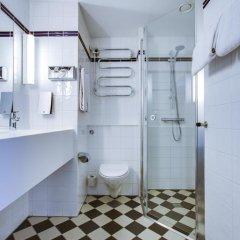Comfort Hotel Vesterbro 3* Стандартный номер с двуспальной кроватью фото 11