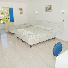 Отель Suítes Veneza Стандартный номер с различными типами кроватей фото 2