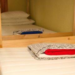 Ярослав Хостел Кровати в общем номере с двухъярусными кроватями фото 26
