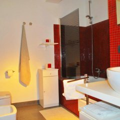 Отель Villa Badia Сан-Грегорио-ди-Катанья ванная