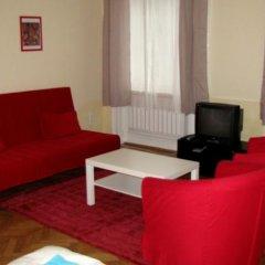 Апартаменты Királyi Apartment комната для гостей фото 4