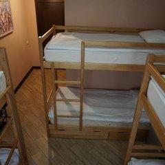 Централ Хостел Сочи Кровать в мужском общем номере
