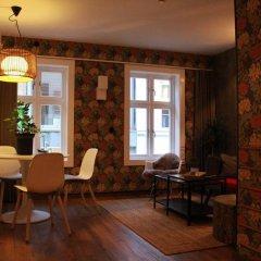 Отель Home Again Ставангер гостиничный бар