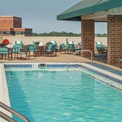 Отель Residence Inn Bethesda Downtown США, Бетесда - отзывы, цены и фото номеров - забронировать отель Residence Inn Bethesda Downtown онлайн бассейн
