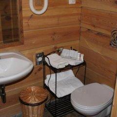 Отель Akmenine Rezidencija Литва, Тракай - отзывы, цены и фото номеров - забронировать отель Akmenine Rezidencija онлайн ванная