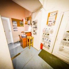 Хостел Rest Hostel Кровать в общем номере с двухъярусной кроватью фото 19