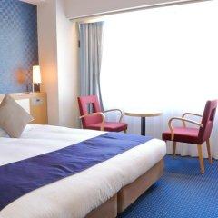 Daiichi Hotel Tokyo Seafort комната для гостей фото 4