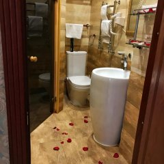 Гостиница Happy Inn St. Petersburg 4* Стандартный номер с двуспальной кроватью фото 21