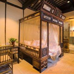 Отель Suzhou Shuian Lohas Вилла с различными типами кроватей фото 31