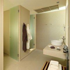 Отель VidaMar Algarve Resort 5* Стандартный семейный номер разные типы кроватей фото 3