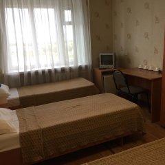 Гостиница Авиатор Номер Эконом с разными типами кроватей