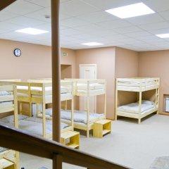 Hostel Tsentralny Кровать в мужском общем номере с двухъярусной кроватью фото 4