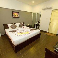Отель Sea Breeze Resort 3* Номер Делюкс с различными типами кроватей фото 6
